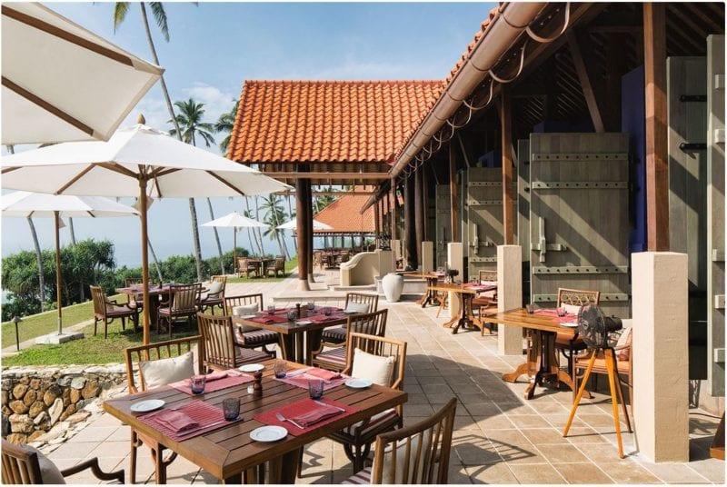 Cape Weligama De Mauny Restaurant