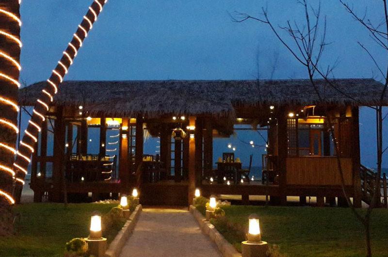 Nilaveli Beach Resort Restaurant